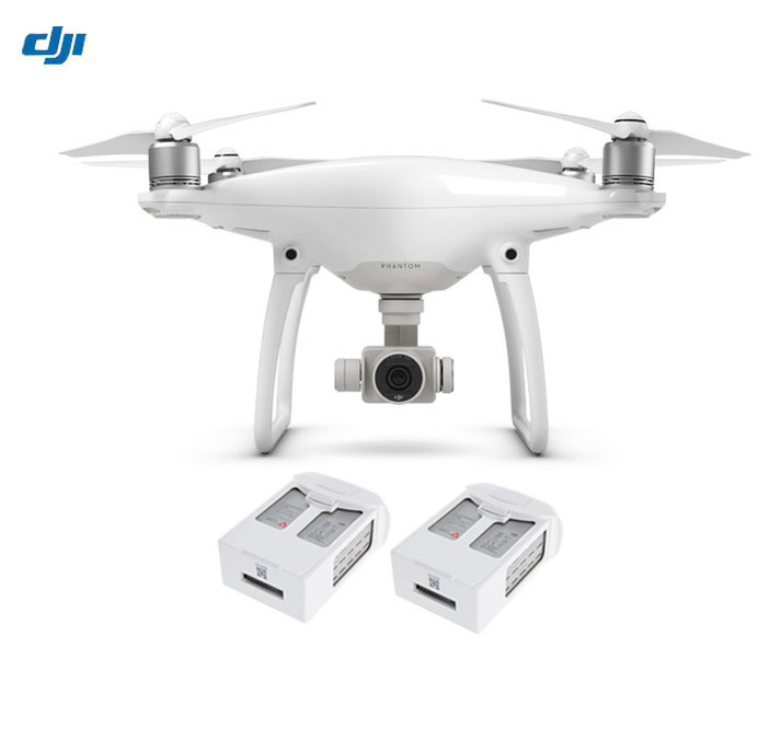 Freeshipping In stock 100% Original DJI Phantom 4 drone with 1080p 4K Camera and Two Extra Batteries