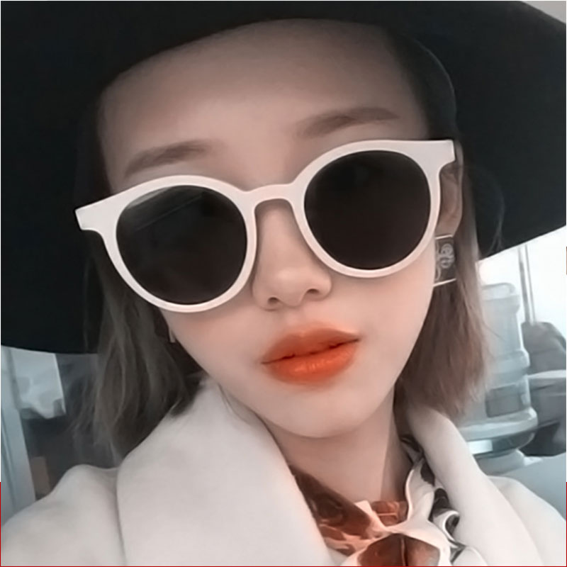 Cat Eye Sunglasses Women Fashion Brand Designer  Sun Glasses Ladies Vintage Candy Color Eyewear Shades Plastic  UV400 Adult