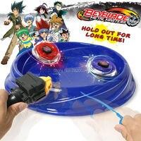 Classic Toy Cartoon Fidget Spinner 4pcs Set Beyblade Spinning Top Metal Masters Toy Set Super Battle