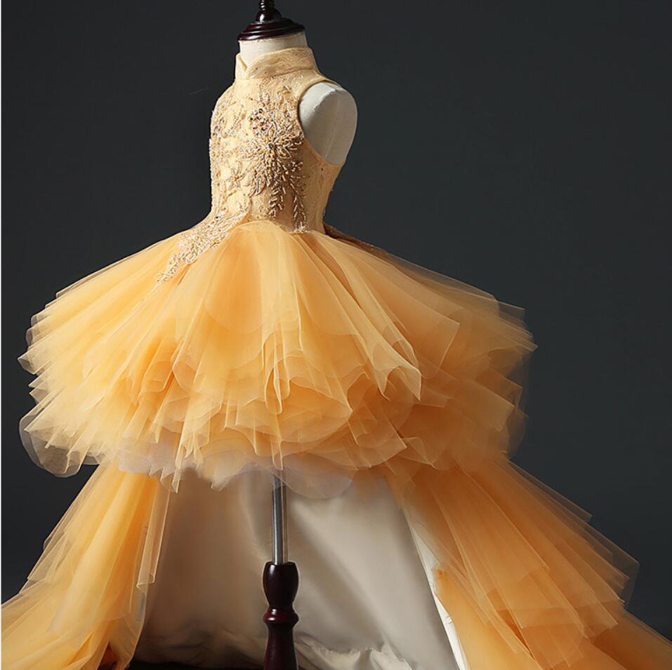 pageant vestido da menina de flor para casamentos 03