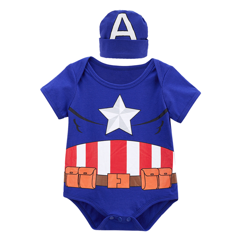 Marvel Avengers Baby Boys Bodysuit Hat Hulk Spiderman Thor Captain America Her cosmic powers and leadership are needed more than ever as the universe's heroes risk it all. marvel avengers baby boys bodysuit