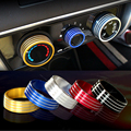 2015 New Car Styling 3 UNIDS/SET AC Perilla de Aire Acondicionado Interruptor de Control de Calor Para Honda FIT HXY0153