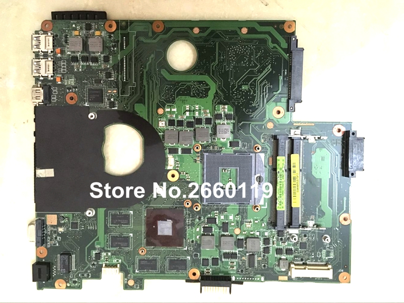 100% Working Laptop Motherboard For Asus A15HC Main Board Fully Tested and Cheap Shipping