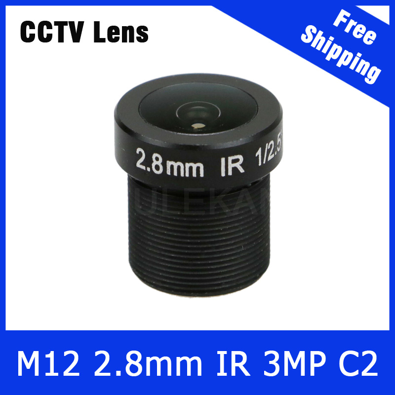 3Megapixel Fixed 1/2.5 inch 120 Wide angle Lens 2.8mm For OV2710 1080P/3MP IP camera or AHD/CVI/TVI HD CCTV Camera Free Shipping tr cvi313 3 best selling new high quality 300 500 meter transmission 3 6mm megapixel lens 2 0mp full hd 1080p camera cvi