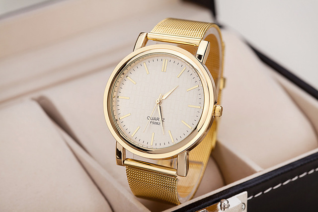 gold watches on men best watchess 2017 aliexpress gold watch full stainless steel w fashion