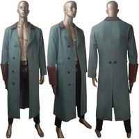 Men's Hellboy (2019 film) Anung Un Rama cosplay Halloween costume supernatural superhero comic con anime movie outfit