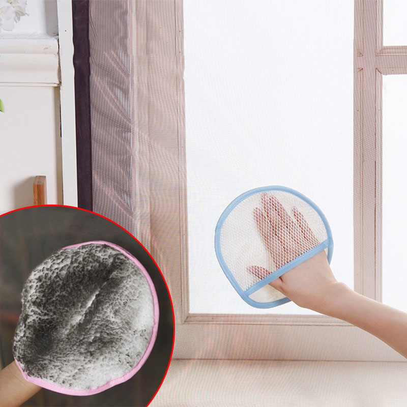 Anti Mosquito Cleaning tools Net For Kitchen Window Net Mesh Screen Mosquito Mesh Curtain Protector Insect