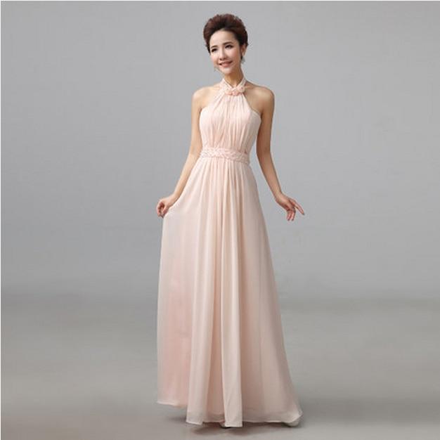 Vestido Chifon Señoras De La Manera Elegante Vestido De