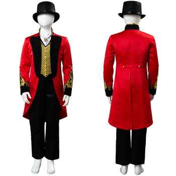Kids The Greatest Showman P.T. Barnum Cosplay Costume Children Boys Girls Party Magician Fancy Dress Hat for Halloween Carnival - DISCOUNT ITEM  11 OFF All Category