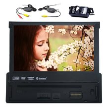 Bluetooth Digital Media Receiver GPS Navigation Car DVD Player with Built in Bluetooth Car Stereo Receiver
