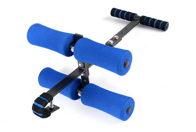 Adjustable Upside Down Muscle Trainer Horizontal Bar Handstand Rack Home Fitness Training Equipment Free Shipping adjustable stainless steel hand gripper u shape arm muscle trainer home fitness strength training equipment free shipping