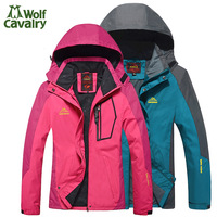 Men / women's single jacket, outdoor hiking coat in the spring and autumn season, thin outdoor jackets and camping