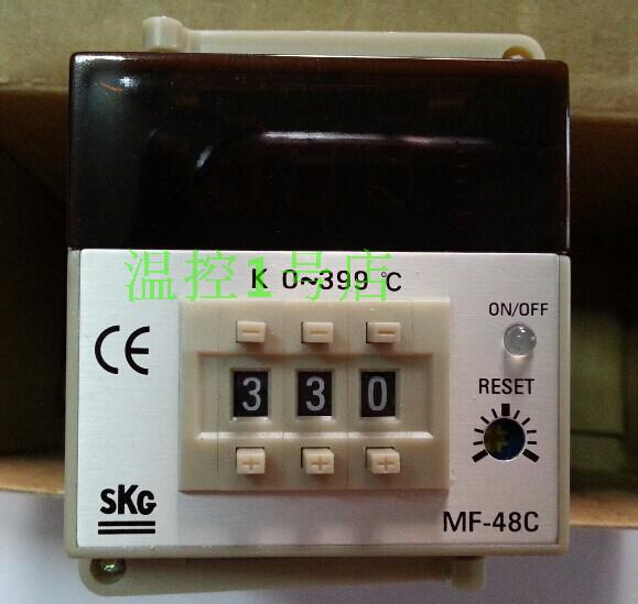 Genuine SKG DIP digital temperature controller MF-48C genuine security Shelf  цены