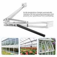 Automatic Agricultural Greenhouse Window Opener Solar Heat Sensitive Window Opener Invernadero Automatischer Fensteroffner