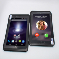 7 Inch MTK6582 Quad Core NFC Dual Sim Card Slot Android 4 4 Wifi1024 600 Phone