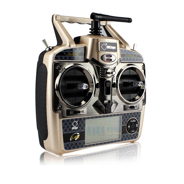 Пульт дистанционного управления для WLtoys V950 V977 V966 V931 RC, вертолетный передатчик, запасные части parts parts rc   АлиЭкспресс