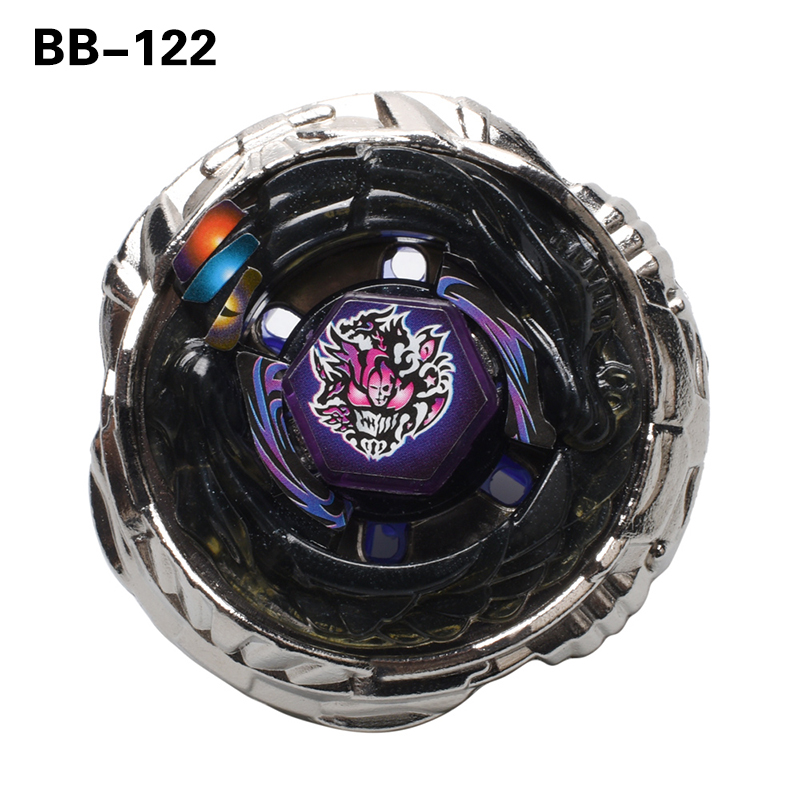 Spin Tops Metal Fusion 4D Bottom BB122 With Launcher Spinning Top Gift For Kids Toys #B