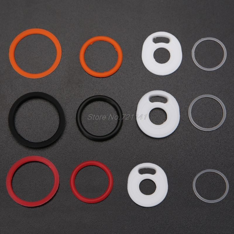Replacement O Ring Seal Rubber Silicone Sealing Kit For Smok TFV12 Prince Tank Atomizer Electronics Stocks Dropship