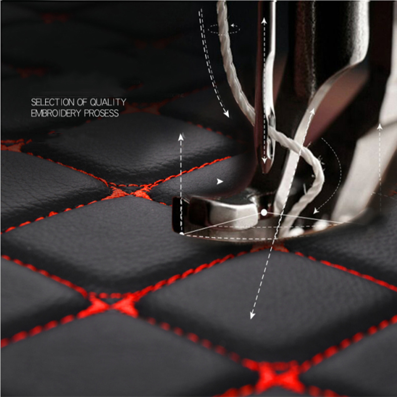 Image 2 - HeXinYan Custom Car Trunk Mats for Haval all models H1 H6 H8 H2 H3 H5 H9 H7 H2S H6coupe car styling auto accessories
