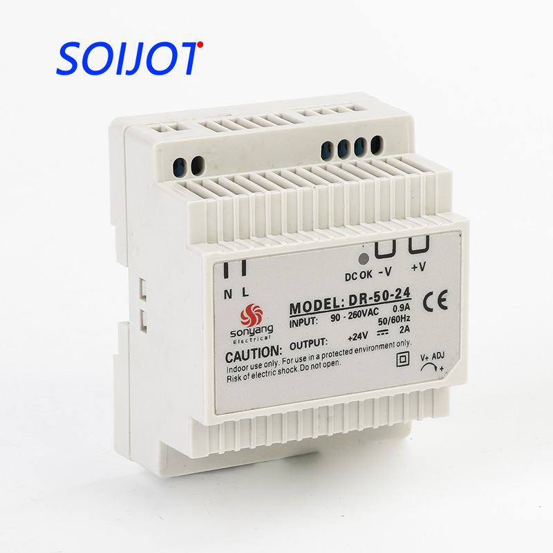 все цены на DR-50 Din Rail Power Supply 50W 12V 4A,Switching Power Supply AC 110v/220v Transformer To DC 12v,ac dc converter онлайн