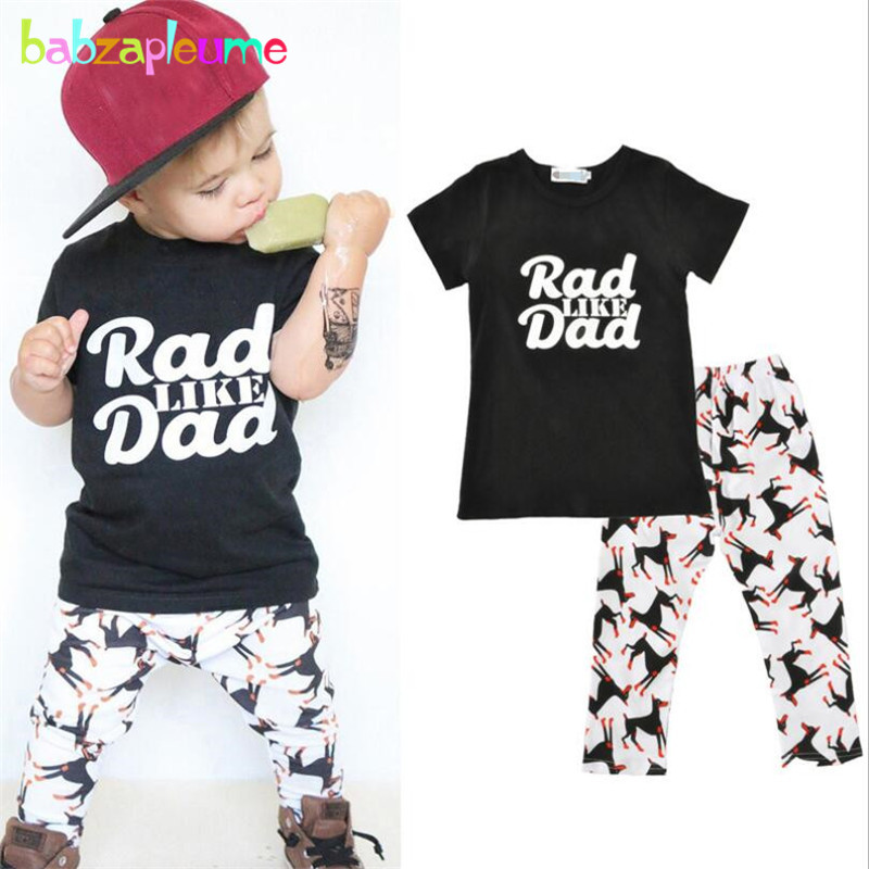 big sale big sale a few days away 2017 Summer Toddler Boy Clothes Boutique Kids Clothing Tracksuits ...