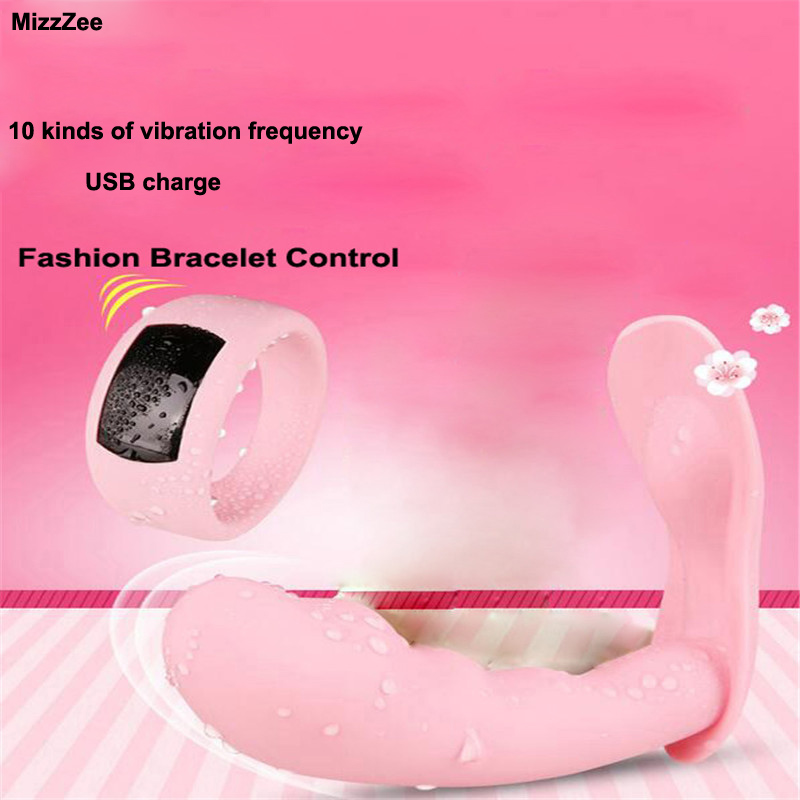 MizzZee Bracelet remote control Dildo Vibrator sex toys for woman Magic wand G spot Vibrators for women Vibrador Sex products high quality smart g spot vibrator and oral sex tough licking erotic toys magic wand dildo sex products adult sex toys for women