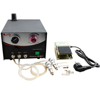 220v Graver max double ended Pneumatic engraving machine Engraving machine The handle with two work