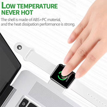 Smart Watch Mini Portable Wireless Charger for iWatch 1 2 3 4 Dock Adapter Fast Charging Power Charger Wireless Charging Base