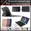 Горячая сэлс Портативный беспроводной Клавиатуры Bluetooth Чехол Для Chuwi Hibook/Hibook pro 10.1 дюймов Tablet PC, бесплатная доставка + подарок