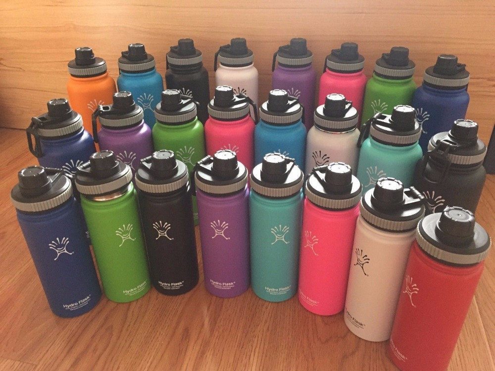 MULTI-COLORS Hydro Flask Wide Mouth Lid Handle
