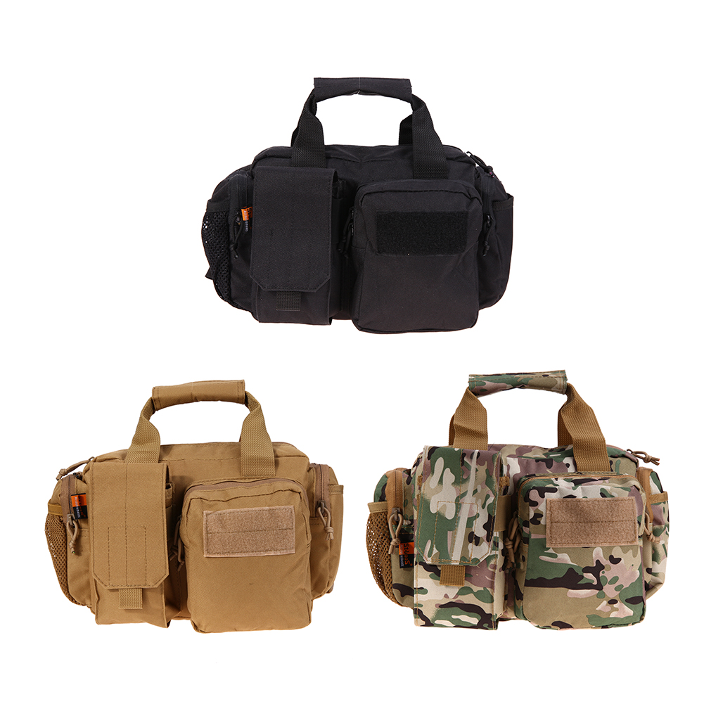 Outdoor Tactical Multipurpose Chest Bags Shoulder Hand Bag Unisex Men Women Hunting Camping Hiking Climbing Waist Sport Bag