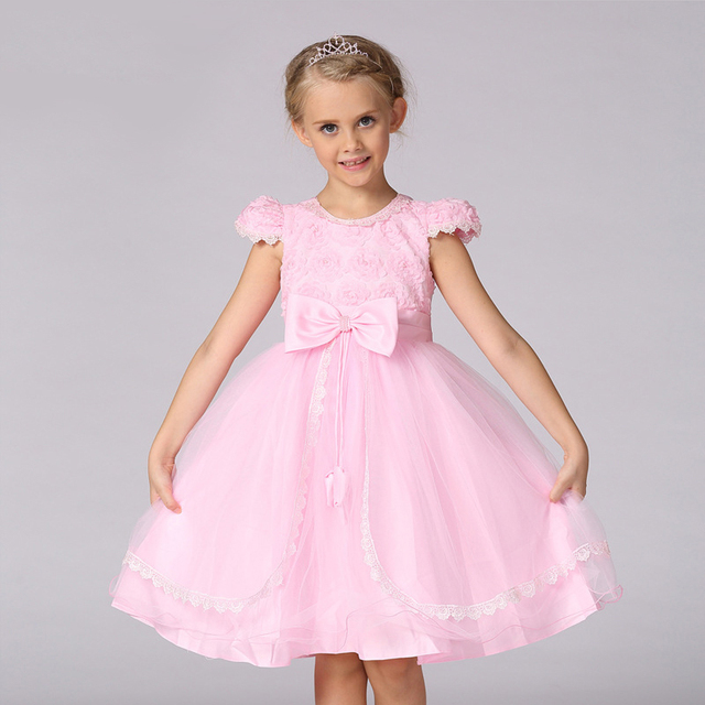Niños vestido de fiesta vestidos para niñas de 11 años para cabritos ...