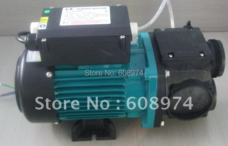 XDA100 with 0.75kw/1.0HP hydromassage bathtub pump INDOOR BATH WHILRPOOL PUMP AIR SWITCH OPERATED 1HP (750W)