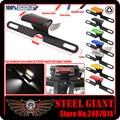 Motocycle Accessories LED License Plate Led Light fits For KTM RC8/R 1190 1290 Super DUKE/ 950 640