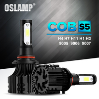 Oslamp NEW S5 Series H11 Auto LED Headlight For Car 6500K COB Chips SUV Fog Lamps