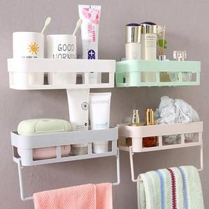 Kitchen Bathroom Shelf with To