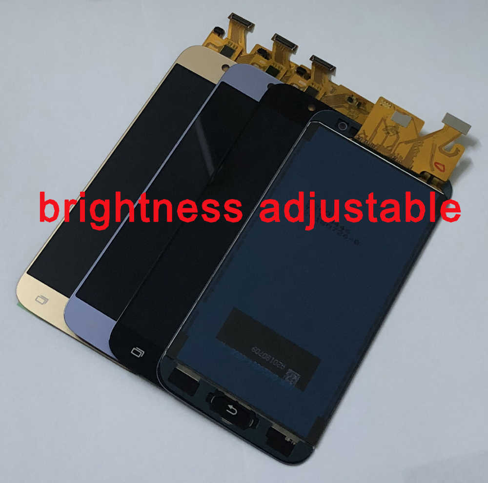 Para Samsung Galaxy J5 DE 2017 SM-J530F pantalla LCD de montaje de digitalizador con pantalla táctil para reemplazo para Samsung Galaxy J530 J530F J530FN