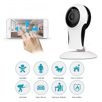 960P IP Camera Vision Support HD Wireless WiFi IP Indoor Security Camera With Motion Detection And