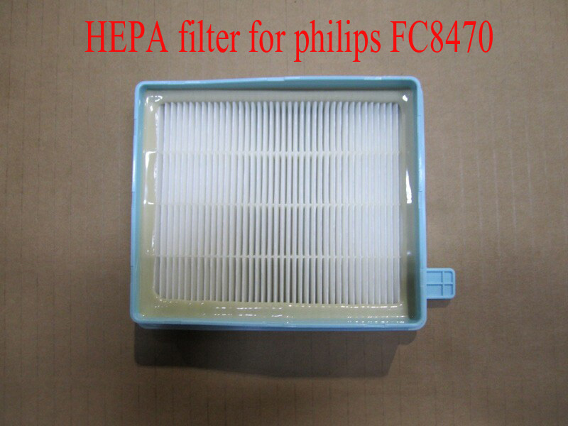 1 pcs HEPA Filter FC8470 Air Outlet Filter Replacement for FC8471 8472 8473 8474 8475 Vacuum Cleaner Parts 7pcs lot vacuum cleaner hepa filter for philips electrolux replacement motor filter cotton filter wind air inlet outlet filter