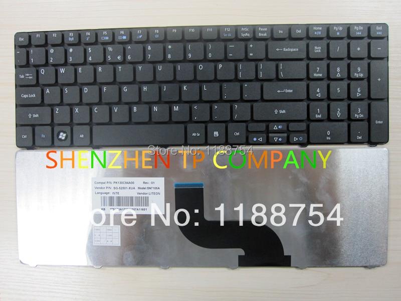 Brand New laptop keyboard  For ACER ASPIRE 5736 5736G 5736Z 5738 5738Z 5738G 5738ZG 5738DG 5733 5733Z US VERSION
