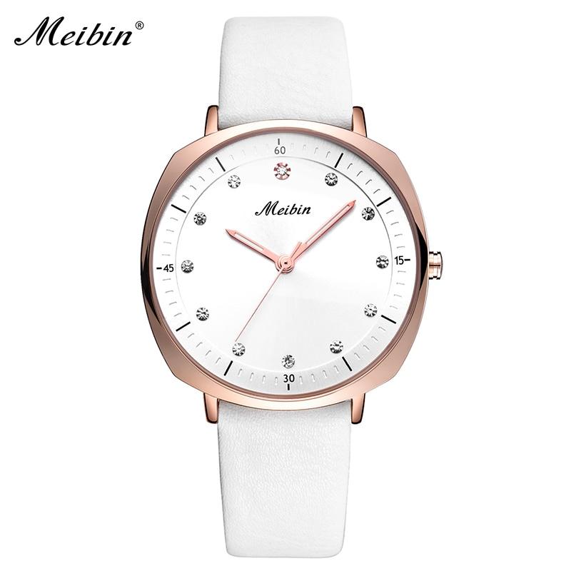 MEIBIN Luxury Diamond Women- ը ժամացույցներ - Կանացի ժամացույցներ - Լուսանկար 2