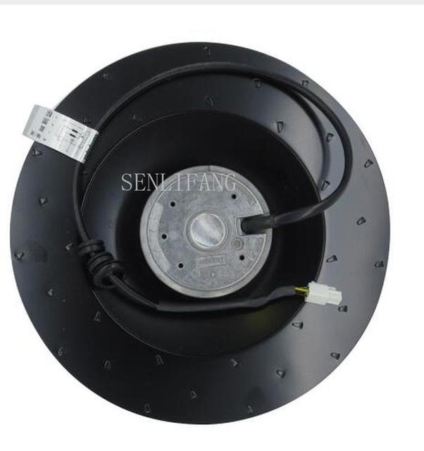 จัดส่งฟรีต้นฉบับนำเข้าเยอรมัน EBM พัดลมแรงเหวี่ยง R2E280 AE52 05 AB Weiken พัดลมอินเวอร์เตอร์