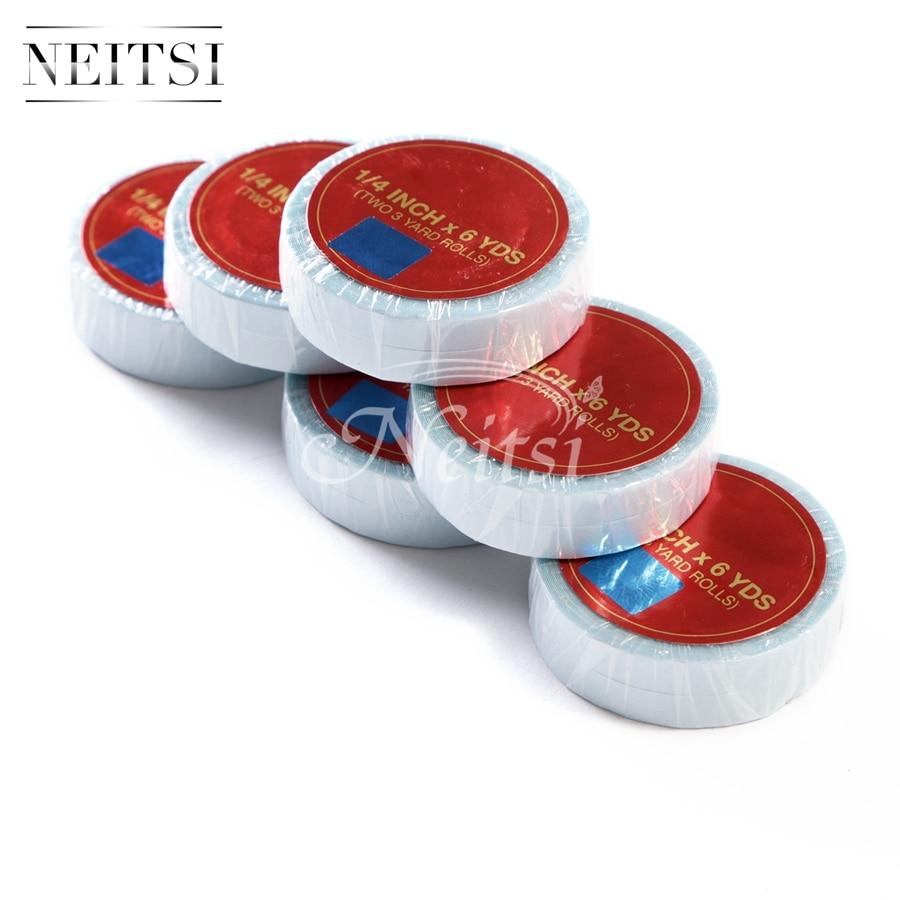 Neitsi Super Glue таспасы Германия Екі жақты - Шаш күтімі және сәндеу - фото 5