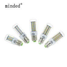 E27 E14 SMD 5730 NEW LED Corn Bulb 220V 24 36 48 56 69leds lamp LED Bulb Lamp Chandelier LEDs Candle light Spotlight