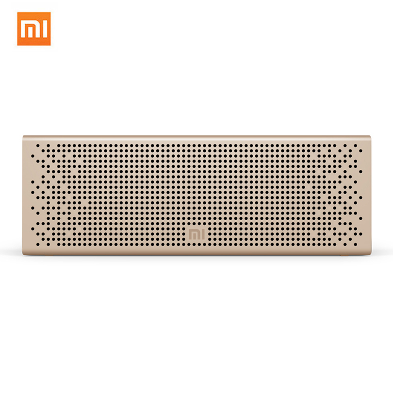 Xiaomi Wireless Portable Bluetooth Speaker 4.0 Mini Best Stereo Speaker Mirco SD AUX-in MP3 Play Hands-free For Mobile Phone tronsmart element t6 mini bluetooth speaker portable wireless speaker with 360 degree stereo sound for ios android xiaomi player