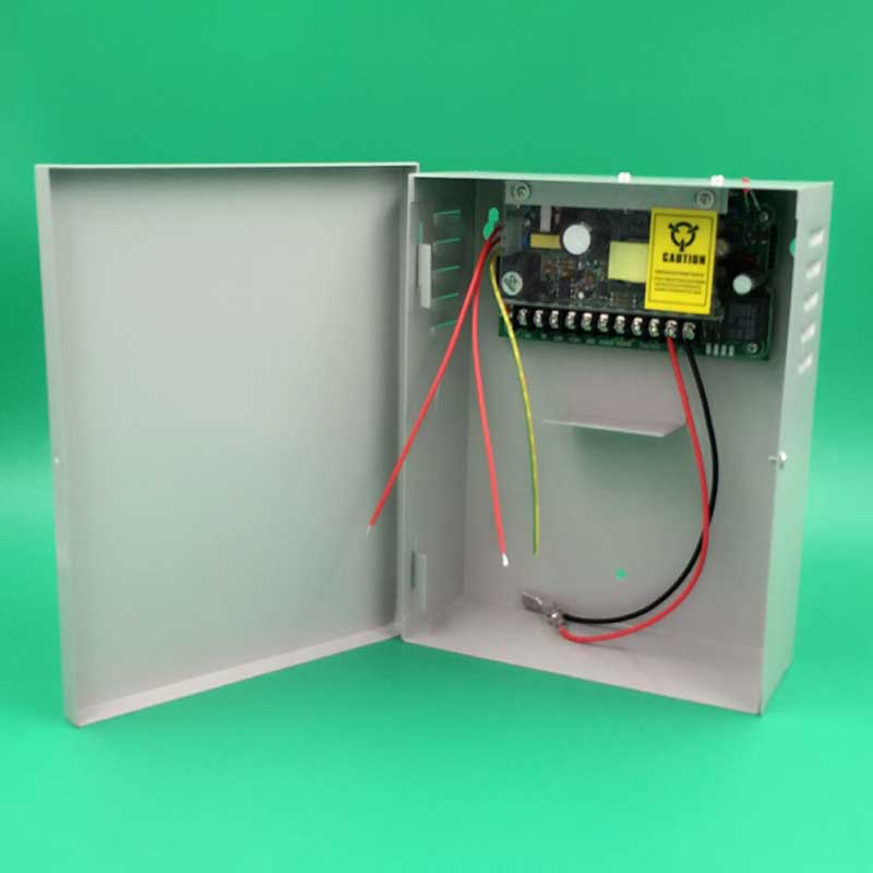 DC12V5A back up battery function Switch Power Supply AC110~260V Access Control Power Supply wholesale back up battey function door access control system switch power supply ac110 260v dc12v 5a access control power supply
