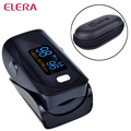 Newest!! Digital Finger Pulse Oximeter WITH CASE Blood Oxygen a Finger SPO2 PR PI Oximetro de dedo Portable Oximeter Health Care