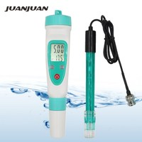 Portable Digital Water Quality Tester Pen PH Meter Water Quality Test Pen PH 20W/PH 220W External Connection Electrode Tester
