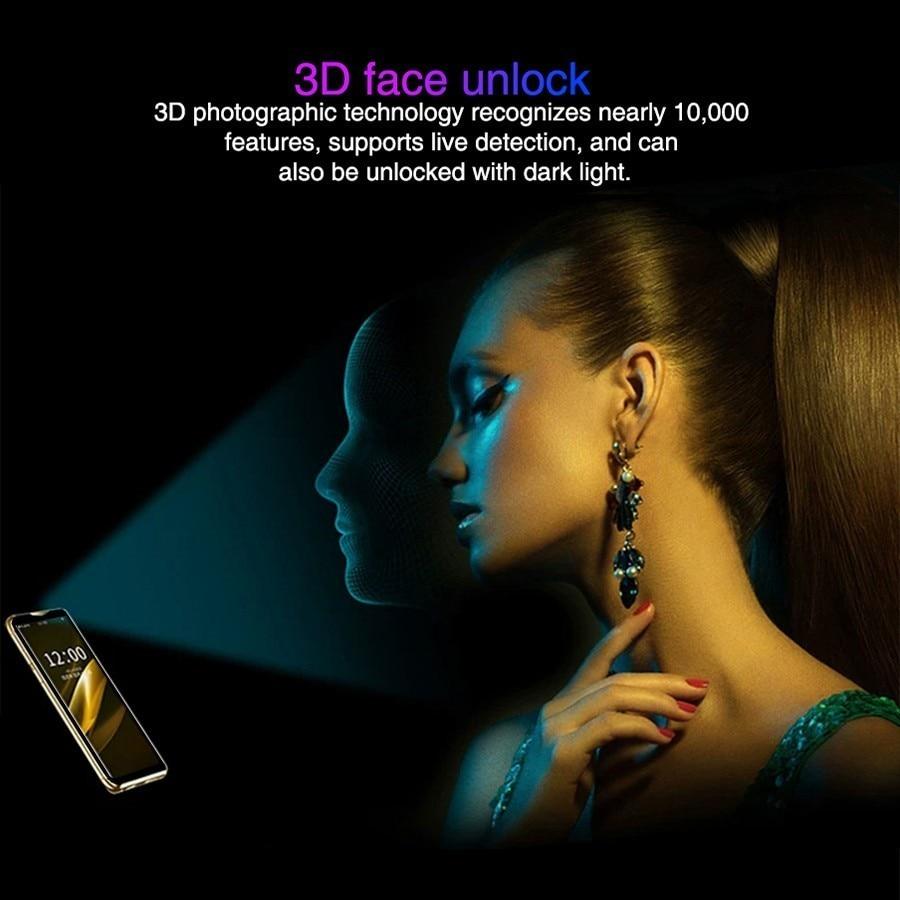 Smartphone mini Mobile unlocked