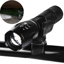 ZK20 Bike Light 8000LM Flashlight 5 Modes T6 LED Fl